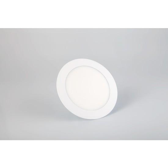"""Odalight 6W 3"""" Panel Led Armatür Gün Işığı"""