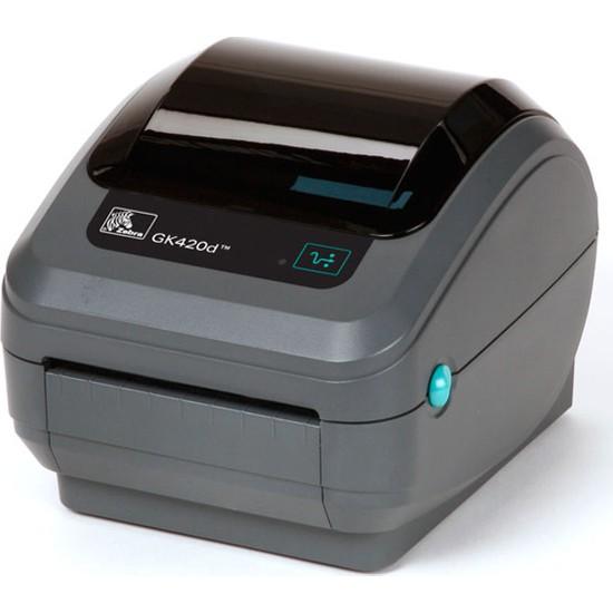 Zebra Gk42-202520-000 Gk420D Direct Termal Printer