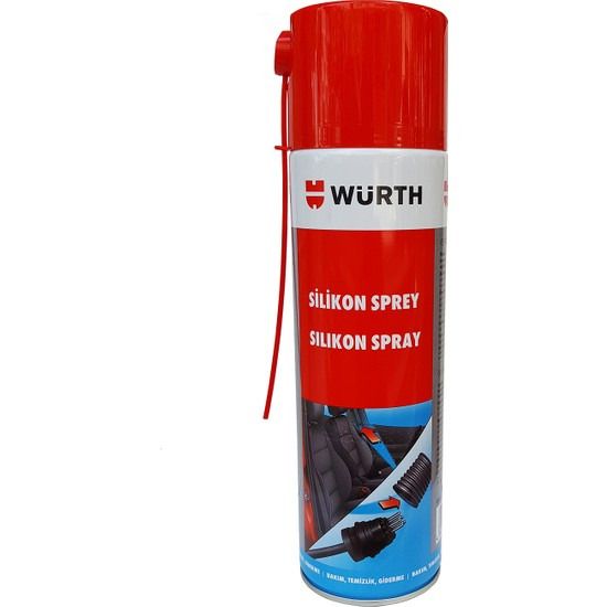 Würth Silikon Sprey 500 ml