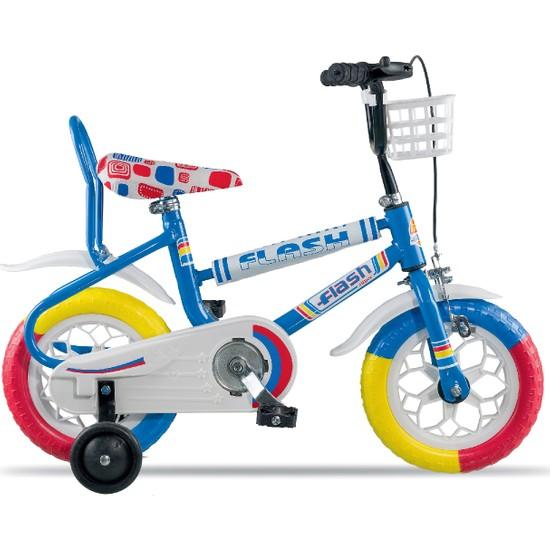Tunca Flash Junior Sepetli 12 Jant Çocuk Bisikleti