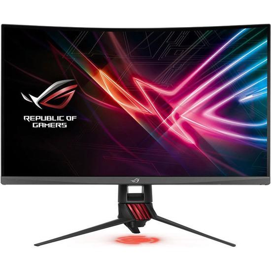 """Asus XG32VQ 31.5"""" 144hz 4ms (Analog+HDMI+Display) Full HD VA Oyuncu Monitör"""