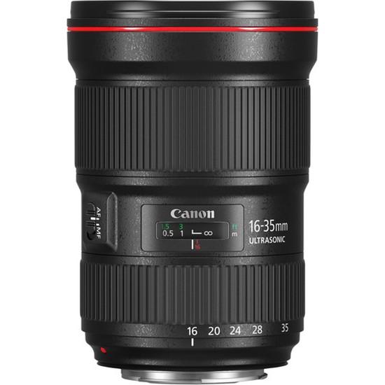 Canon Lens EF 16-35mm f/2,8 L III USM (Canon Eurasia Garantili)