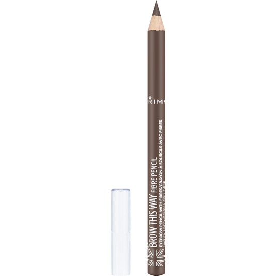 Rimmel London Brow This Way Pencil Fiber Medium