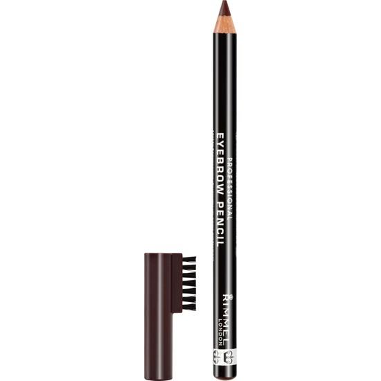 Rimmel London Professional Kaş Kalemi -Dark Brown