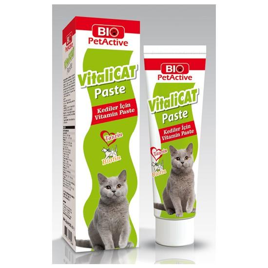 BioPetActive Vitalicat Paste 100 ml
