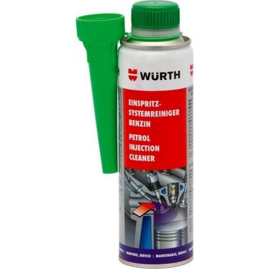 Würth Benzin Enjektör Temizleyici Yeni Nesil 300 ml