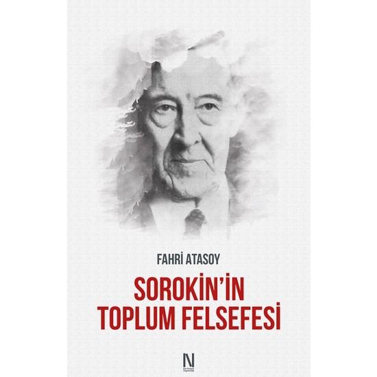 Sorokin'İn Toplum FelsefesiFahri Atasoy