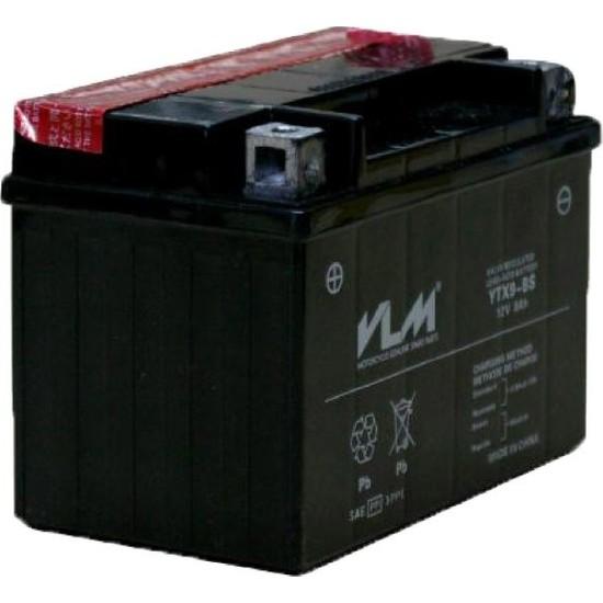Vespa ET4 125 Vlm Akü YTX9-BS(1996-0)