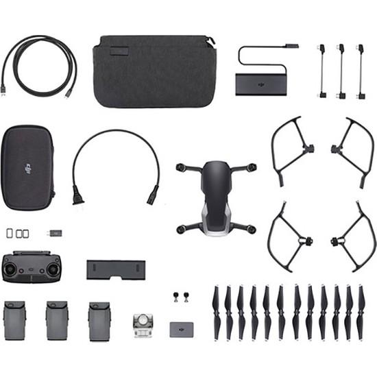 Dji Mavic Air Fly More Combo (Onyx Black) Drone