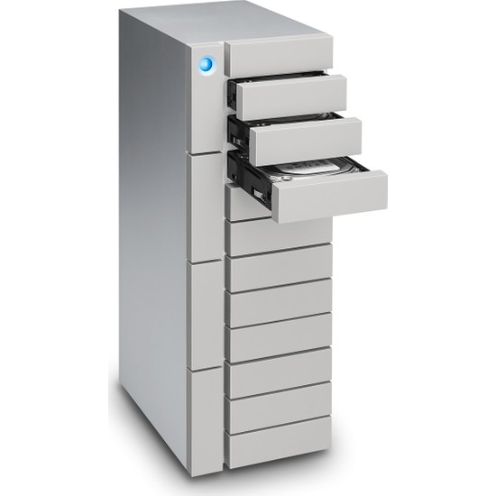 Lacie 96Tb STFJ96000400 12Bıg 2X Thunderbolt3 + Usb 3.1 Raıd 0/1/5/6/10/50/60 Harici Disk
