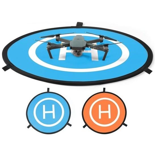 Helikopter Drone Quadcopter Katlanan Kalkış İniş Pisti (55 Cm)