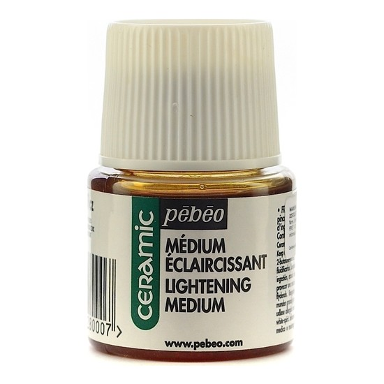 Pebeo Seramik Boyası Lightening Medium 45Ml