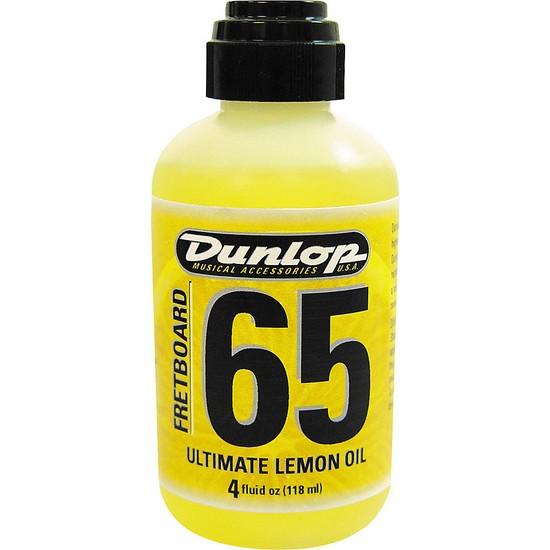 Jim Dunlop Fretboard 65 Ultimate Limon Yağı