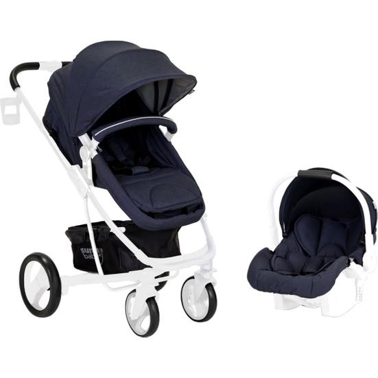 Sunny Baby Saturn Plus Travel Sistem Bebek Arabası - Lacivert