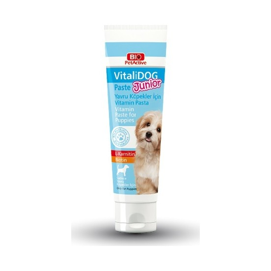 Bio petactive Vitalidog Paste Junior 100 ml