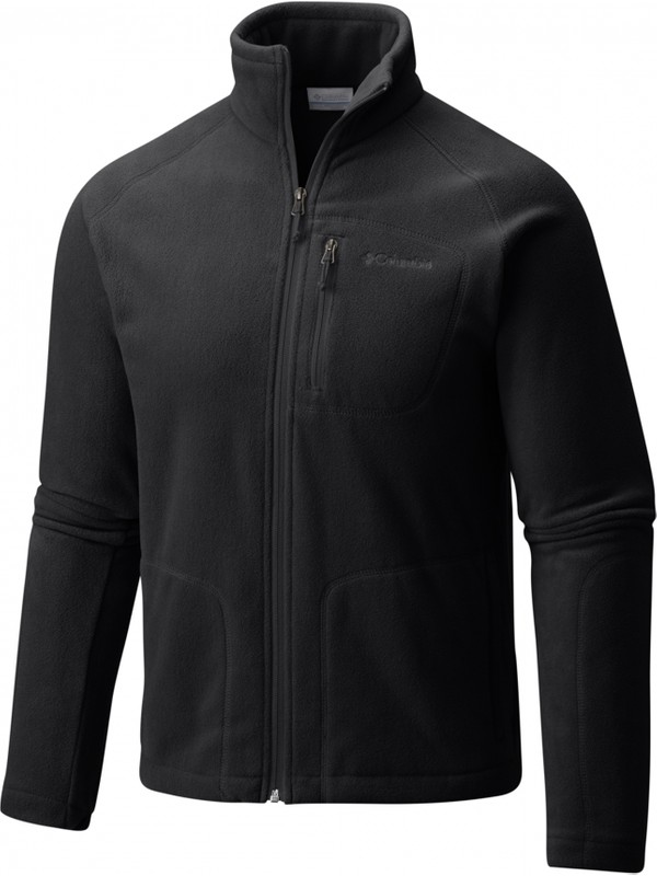 Columbia Ae3039 Fast Trek II Full Zip Fleece Erkek Polar