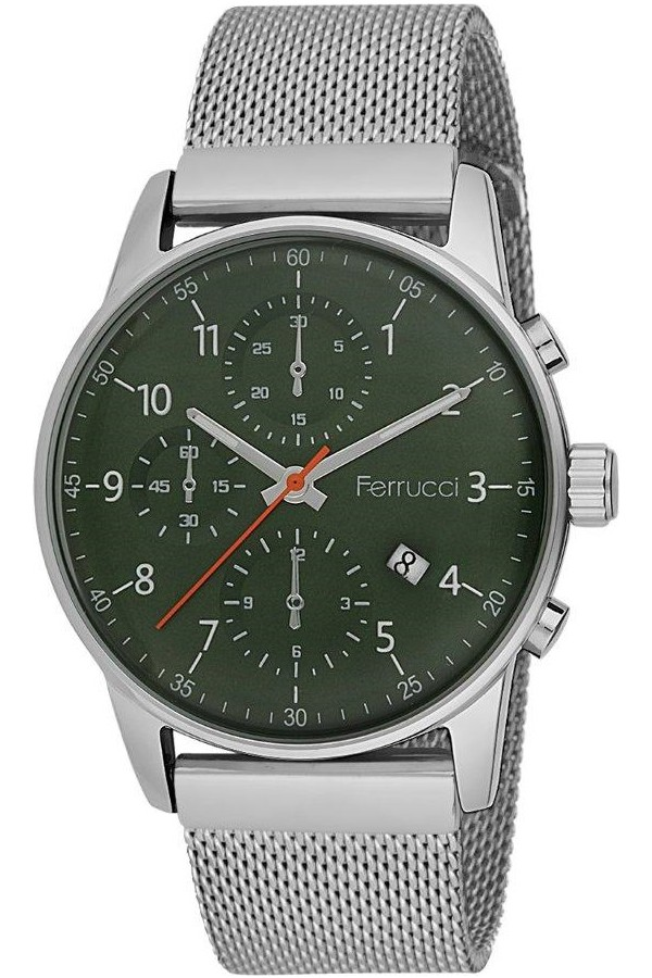Ferrucci Water Resistant Men's Watch FC12009H.08