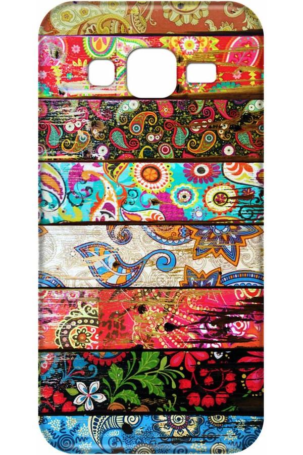 Svarte 2015 Silicon Printed Back Cover Case for Samsung Galaxy J2