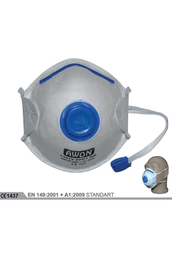 Awon 1101V Valved Dust Mask FFP1 NR