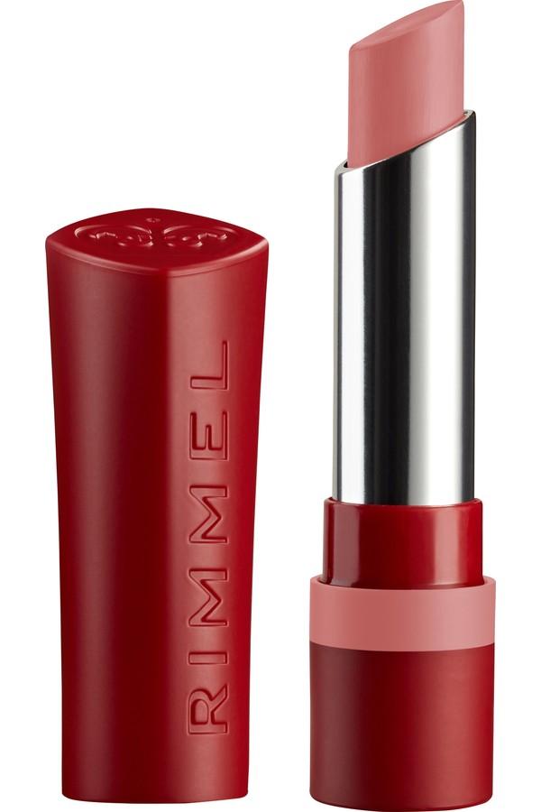 The Only Rimmel London Lipstick 500 1 Matt Take the Stage