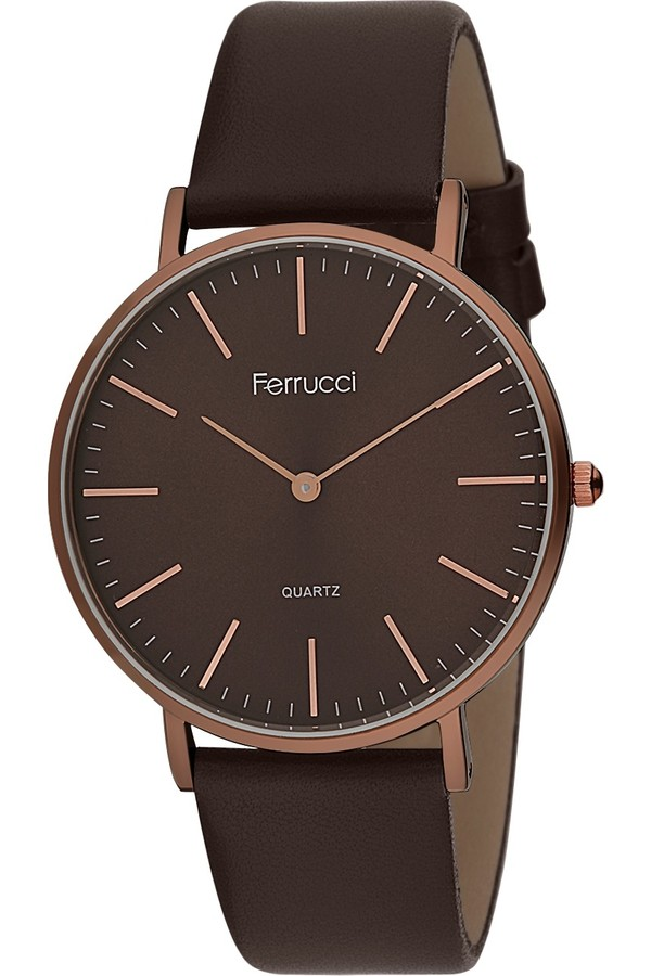 Ferrucci Water Resistant Men's Watch FC11014K.07