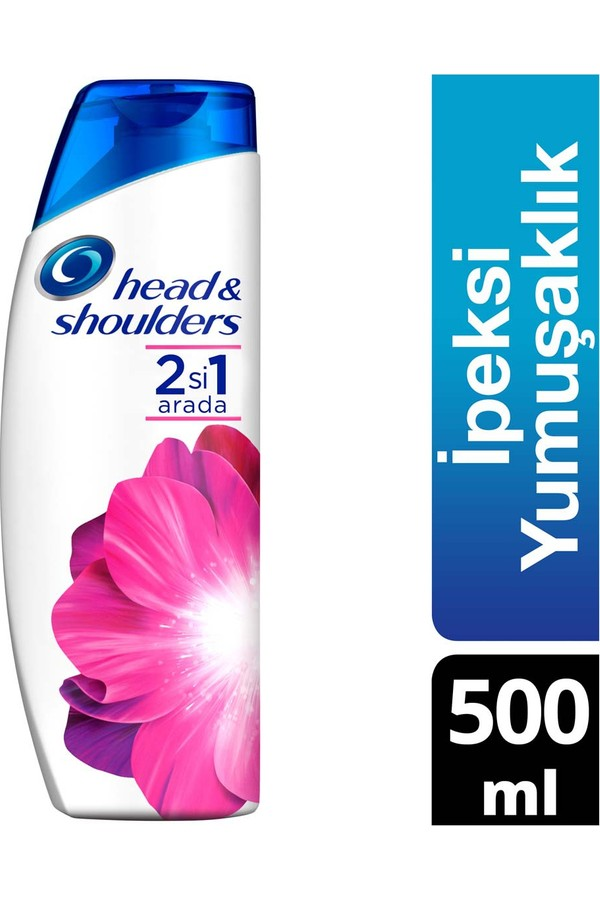 Head & Shoulders 2 in 1 Silky Softness Shampoo