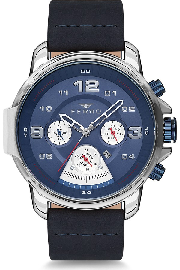 Ferro Water Resistant Men's Watch F71764B-716-A