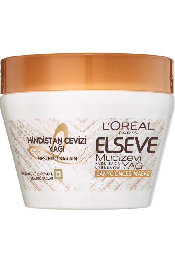 Loreal Paris Elvive Coconut Oil Hair Mask