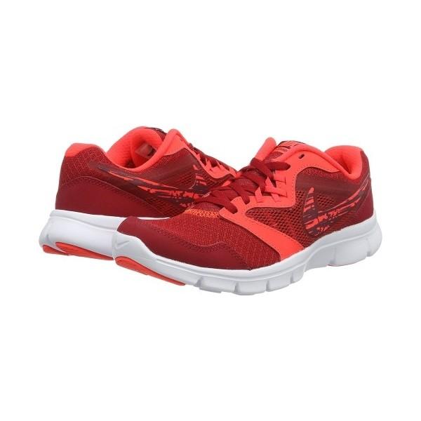 Nike Flex Experience 3 653701-601 Bordo Bayan Spor Ayakkabı