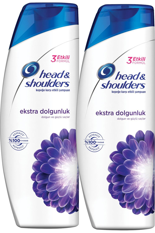 Head&Shoulders Hair Care Shampoo 2 Pieces