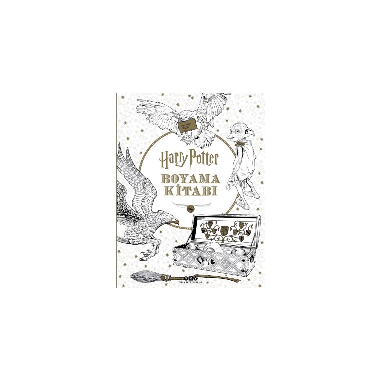 Harry Potter Boyama Kitabi Hazel Bilgen Fiyati