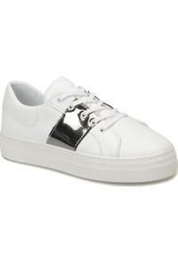 Butigo Morno Z Beyaz Kadın Sneaker Ayakkabı