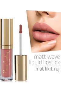 Pierre Cardin Matte Liquid Lipstick