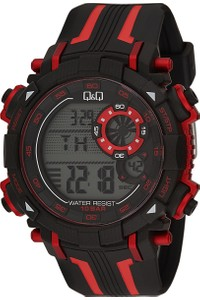 Q&Q Men's Digital Watch M168J800Y