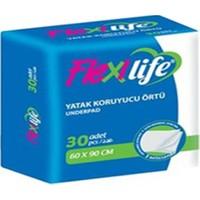 FlexiLife 60x90 Cm Yatak Koruyucu Örtü 30'lu
