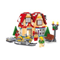 Bricks 591 Parça Peri Seti