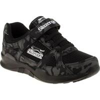 Slazenger 18lf005 8y Afra Tek Cirt Siyah Çocuk Spor Ayakkabı
