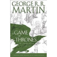 A Game Of Thrones (The Graphic Novel Volume 2) George R. R. Martin İngilizce Çizgi Roman