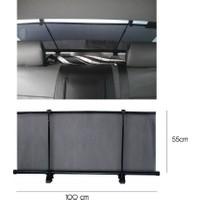 ModaCar Takmatik Delmeden Takılan Arka Cama Oto Güneşliği 401122G100