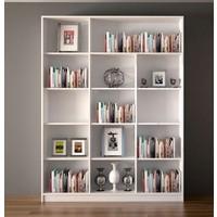 Hepsiburada Home Modüler Dekor Liya Kitaplık