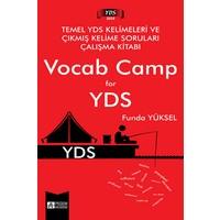 Pegem Vocab Camp for YDS