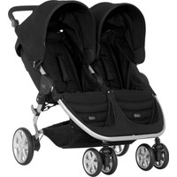 Britax-Römer B-Agile İkiz Bebek Arabası - Black Thunder