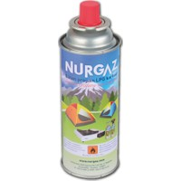 Nurgaz 220 gr Basınçlı Kartuş