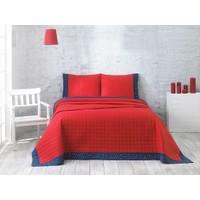 Marie Claire Tek Kişilik Yatak Örtüsü Takımı Jolly Kırmızı