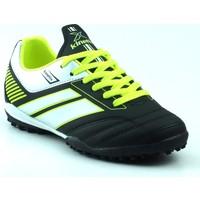 Kinetix Trım Turf Siyah Beyaz Neon Yeşil Erkek Halı Saha Ayakkabısı