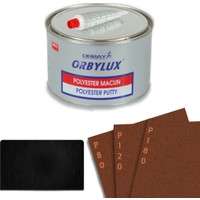 Orbay Orbylux Polyester (Çelik) Macun Seti 1000 gr