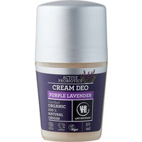 Urtekram Organik Krem Deodorant - mor lavanta roll-on 50 ml.