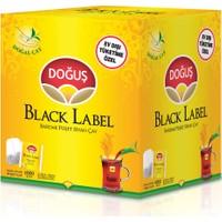 Doğuş Bardak Poşet Çay Black Label 1000'li