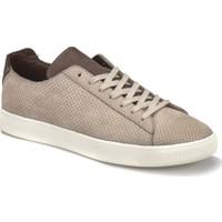 Kinetix Wona L M Açık Gri Kahverengi Erkek Deri Sneaker Ayakkabı