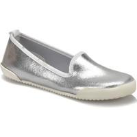 Art Bella Cs18091 Gümüş Kadın Slip On Ayakkabı